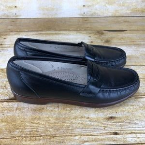 SAS ClassicSlip On Leather Loafer